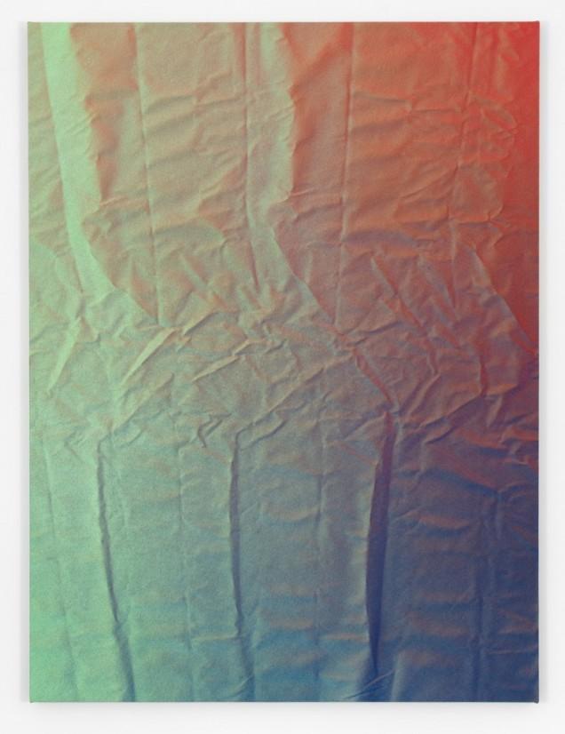Tauba-Auerbach--Tetrachromat
